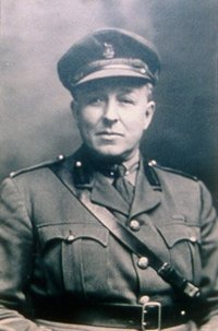 Major John Ley Retallack, OBE